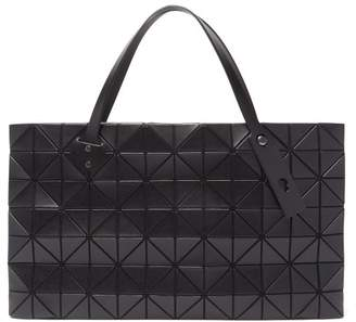 Bao Bao Issey Miyake Rock Large Matte Pvc Tote Bag - Womens - Black