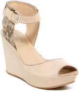 Kenneth Cole Reaction Sole My Heart Wedge Sandal