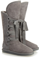 Australia Luxe Collective Grey Bedouin Tall Shearling Boot