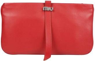 Miu Miu Chain Strap Clutch Bag