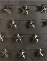 Marks and Spencer 20 LED Silver Star Lights
