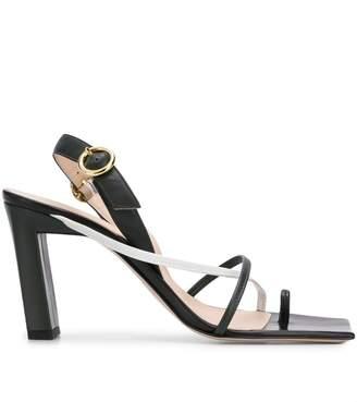 Wandler toe strap sandals