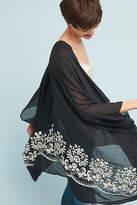 Elizabeth Gillett Adelisa Embroidered Kimono
