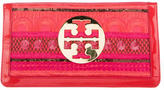 Tory Burch Logo Pattern Clutch