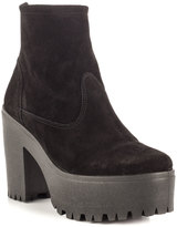 Shellys London Meagan - Black Suede