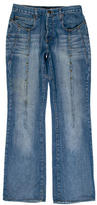 Just Cavalli Straight-Leg Five Pocket Jeans