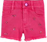 Catimini Jean shorts with cabochons