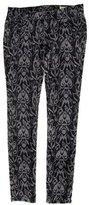 Rag & Bone Ikat Patterned Corduroy Pants
