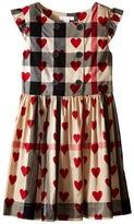 Burberry Pheobe Festive Dress Girl's Dress