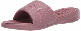 Under Armour Women's Playmaker Micro Slide Sandal