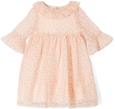 Laura Ashley Blush Floral Babydoll Dress - Toddler & Girls