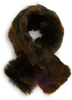 Jocelyn Faux Fur Scarf