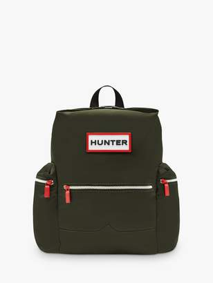 Hunter Top Clip Nylon Backpack