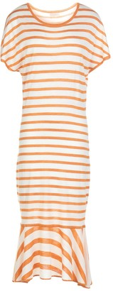 Cruciani Knee-length dresses