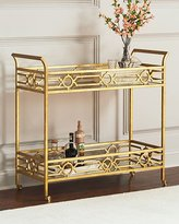 Hooker Furniture Blaine Bar Cart