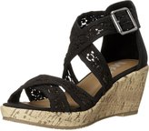 Mia Rosario Wedge Sandal (Little Kid/Big Kid)