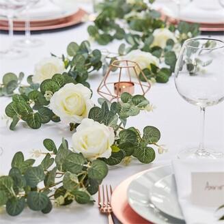 Ginger Ray Botanic Wedding Shower Seeded Eucalyptus Garland