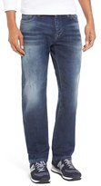 Mavi Jeans Men's 'Zach' Straight Leg Jeans