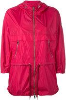 Moncler hooded oversized jacket - women - Polyamide - 2