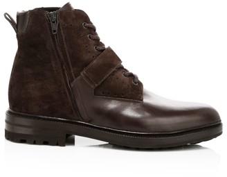 Sutor Mantellassi Smart Icon Fiesole Leather Boots