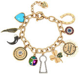 Betsey Johnson Lucky Charms Bauble Bracelet