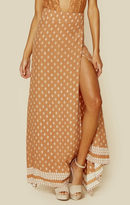 Faithfull The Brand terre maxi skirt