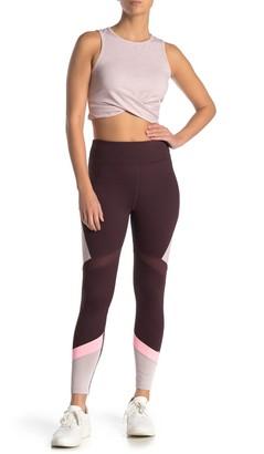 Calvin Klein Colorblock Mesh Leggings