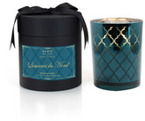 D.L. & Co. Teal Moroccan Lumieres du Nord Candle