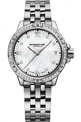 Raymond Weil Ladies Tango Diamond Watch 5960-STS-00995