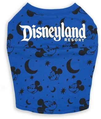 Disney Mickey Mouse Spirit Jersey for Dogs Disneyland Wishes Come True Blue