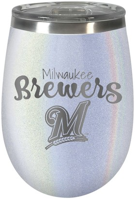 Milwaukee Brewers Wine Tumbler