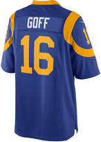 Nike Jared Goff Los Angeles Rams Game Jersey, Big Boys (8-20)