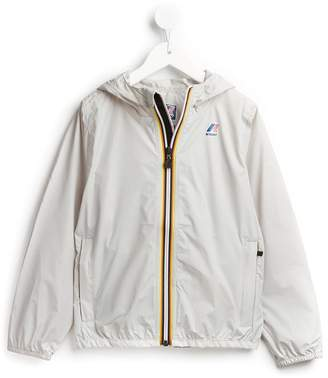 K Way Kids 'Le Vrai Claude' rain jacket