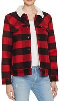Levi's Boyfriend Sherpa Trucker Jacket