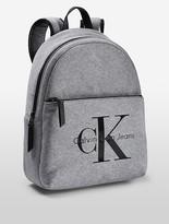 Calvin Klein Reissue Canvas Backpack