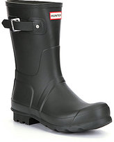Hunter Short Men s Waterproof Rain Boots