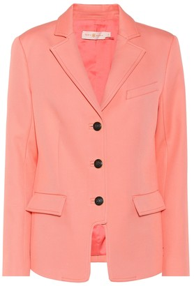 Tory Burch Cotton blazer