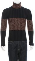 Dolce & Gabbana Virgin Wool Turtleneck Sweater