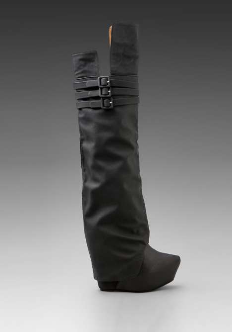 Jeffrey Campbell Zealot Wedge Boot