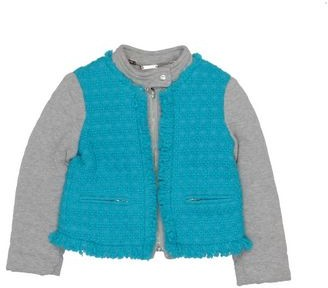 MICROBE by MISS GRANT Synthetic Down Jacket