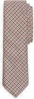 Brooks Brothers Mini Check Tie