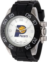 Game Time Men's NBA-BEA-IND Beast Round Analog Watch