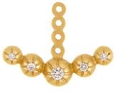 Logan Hollowell - New! Star Set Diamond Ear Jacket 5943023043
