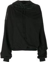 Juun.J double layered hoodie