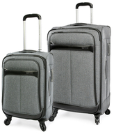Perry Ellis Marquis Spinner Luggage Set