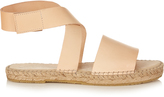 Prism Naxos natural leather sandal