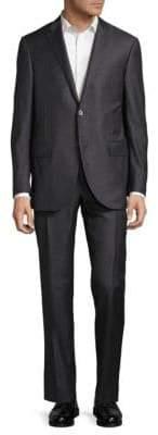 Corneliani Buttoned Wool Suit