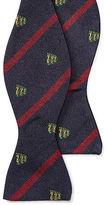 Polo Ralph Lauren Striped Silk Club Bow Tie