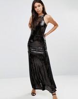 AX Paris Sequin Maxi Dress