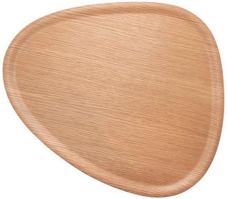 Mariposa Oak Viventium Triangle Tray